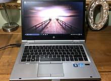 الفرصةالافضل للبيع لابتوبhp elitebook 8460p core i5 حالته ممتازة