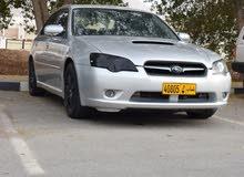Used condition Subaru Legacy 2005 with +200,000 km mileage