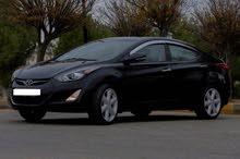 Hyundai Elantra 2016 for rent per Day