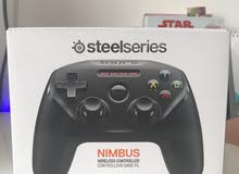steelseries nimbus iOS wireless controller