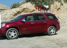 For sale 2007 Red Acadia