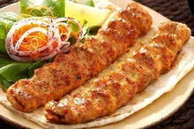 special offer for chicken Tikka and kabab AED 8