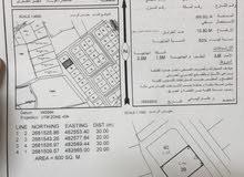 سكنية للبيع في صحار مجز الكبرى قريبه من الجامع الساحلي
