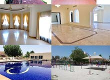 4 BR Semi furnished Villa For Rent in Saar in A Big Compound Huge size