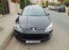 Peugeot 407 2009 For sale - Black color