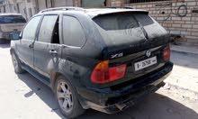 BMW X5 in Benghazi