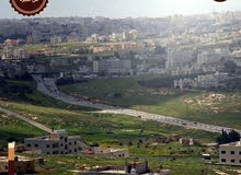 تملك قطعة ارض في (شفا بدران )مميزة لبناء فيلا مساحة الارض 750 متر