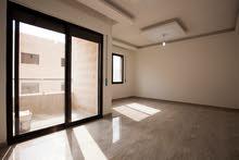 شقة 91م في منطقة مميزة في حي المنصور المطل على شارع الاردن