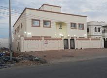 شقة ارضية واسعه ولاية صور المرتفع  New and spacious ground floor apartment sur