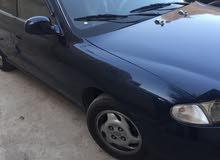 Hyundai Avante 1995 - Manual