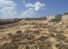 قطعة أرض للبيع بالخمس منطقة الطوره