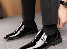 حذاء رسمي انيق جديد