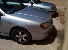 Grey Nissan Primera 2001 for sale