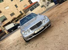 Mercedes Benz E 200 made in 2003 for sale