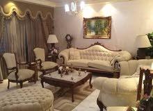 شقة فاخرة للبيع في الجندويل طابق ثالث 190م تشطيب سوبر ديلوكس
