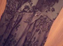 فستان سهرة جديد من ايرلندا مقاس 40