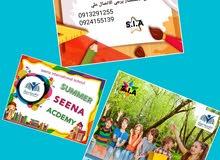 صيف اكاديمية سيناء الدولية