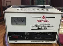 منظم فولتية الكهرباء الأوتوماتيكي stabilizer