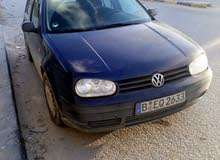 For sale 2001 Blue Golf