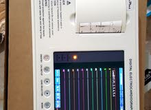 جهاز CTG _ ECG جديد