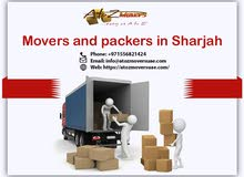 Movers and packers in Sharjah  Contact 0552633473