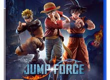 1:jump force      2:watch dogs
