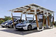 تركيب أنظمة طاقة شمسية