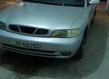 سيارة دايو نوبيرا 97 مرخصة لغاية شهر 8 السنة الجاي