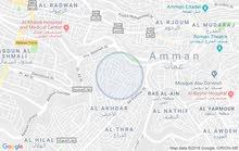 apartment for rent in Amman city Al-Jabal Al-Akhdar