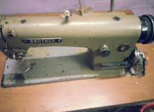 مكينة خياطة صناعية براذر مستعملة 150 الف