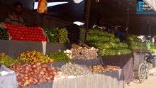 علوة لبيع الخضار والفواكة والسمك بغداد المنصور الداوددي موقع مميز