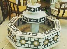 اجمل ديكور النوافير العربي 0775606452