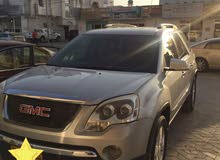 Silver GMC Acadia 2007 for sale