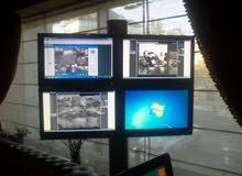 بيع و تركيب كاميرات المراقبة واجهزة الانذار والسرقة و اجهزة ساعات الدوام
