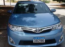 For sale 2012 Turquoise Camry