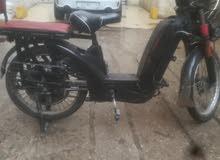 دراجه كهربائية بحاله جيده للبيع