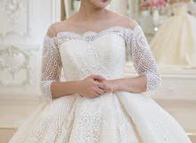 بدلات زفاف وخطوبة