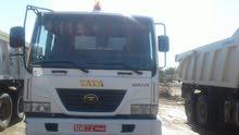 للبيع شاحنه تيبر تاتا 18 متر مع العقد