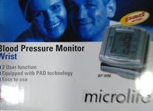 جهاز قياس الضغط المنزلي