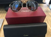 Cartier sunglasses santos نظاراه كارتير سانتوس