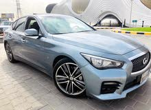 km Infiniti Q50 2014 for sale