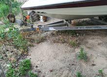 كاريللو قارب للبيع  كاريلو امريكي مجلفن