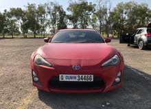 Used condition Toyota GT86 2013 with 130,000 - 139,999 km mileage