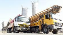مصنع خرسانة للبيع في محافظة املج مشروع البحر الأحمر