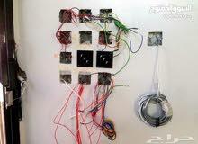 صيانة كهرباء منازل تمديدات كهربائيه 0772393360
