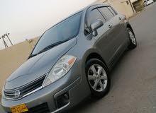 Gasoline Fuel/Power   Nissan Versa 2012