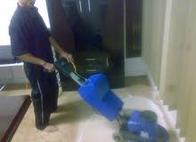الأمانة للتنظيف