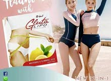 Gluta Lipo Whitening and Slimming Juice 2 in 1