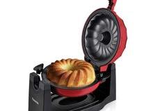 شركة سايونا  المنتج الأكثر مبيعا  جهاز صنع الكيك المنزلي السريع  فقط 10 الى 15 د