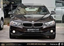 2016 BMW 420i Gran Coupe